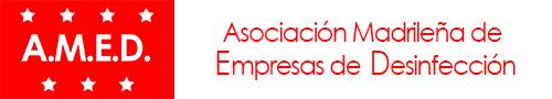 AMED logo